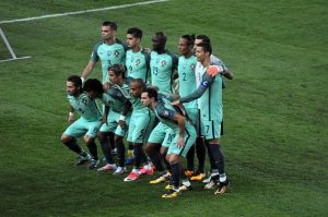 equipo do portugal